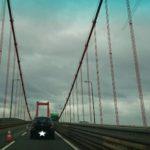 町のシンボル 若戸大橋